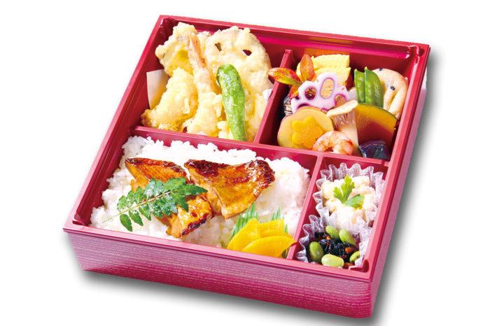 金目鯛の柚庵焼き御膳